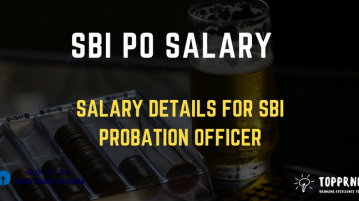 SBI PO Salary - In Hand salary for SBI Probation Officer
