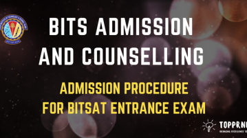 BITS Admission and Counselling - Get Admission in BITS College