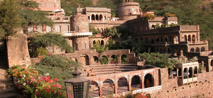 Bhangarh Fort Haunted places of Rajasthan