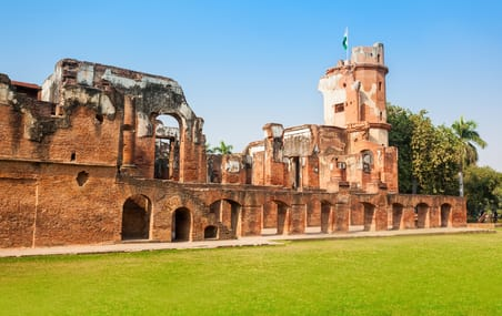 British Residency-Best tourist attractions in Lucknow you must visit this summer