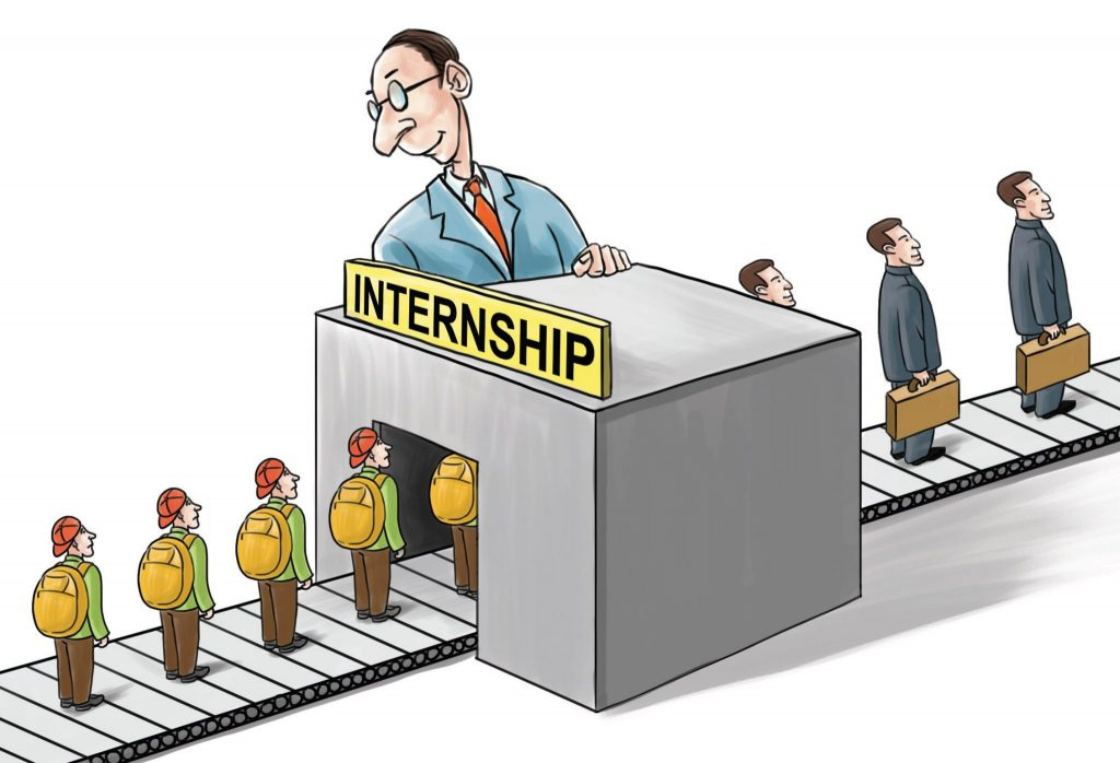 What is an Internship - How to make your Summer Interesting and Learn a new Skill
