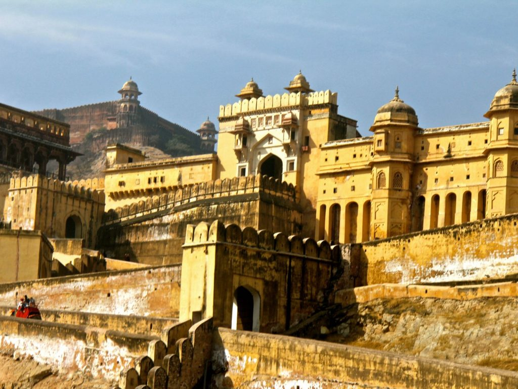 Nahargarh Fort, Top fort to visit in Jaipur, The Pink City