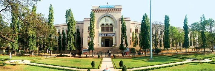 Osmania Univerity, Top Engineering College in Hyderabad