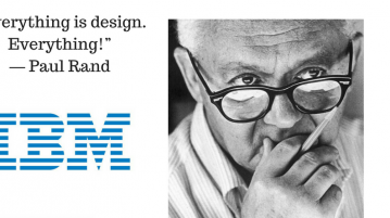 Paul Rand Why choose Graphic Designing as a Career option