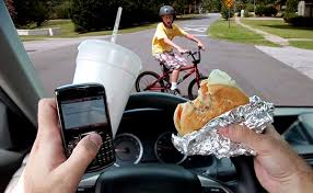 A threat to accidents - Side Effects of smartphones - Excessive use of mobile phones and its consequences