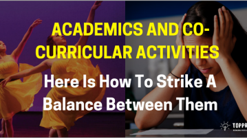 Academics and Co-curricular activities - Here is how to strike balance between them
