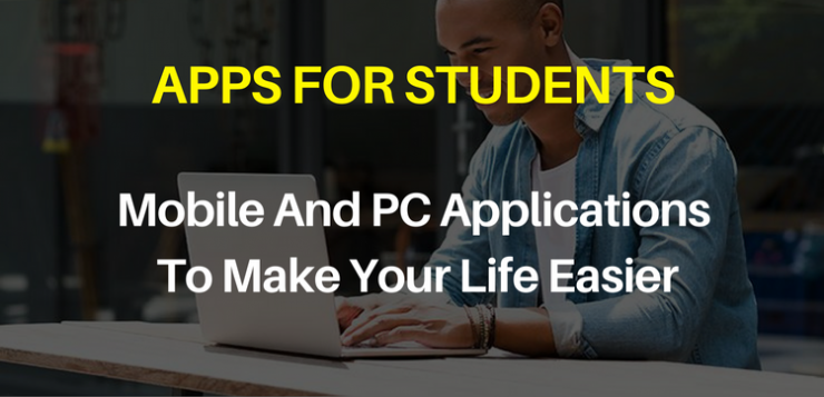 Apps for students - Mobile and PC application to make your life easier
