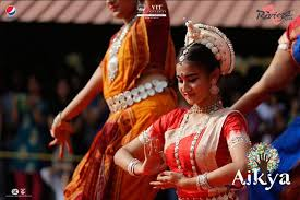 Dance in Riveria - Vellore Institute Of Technology - An Institution With Colours of Different Cultures
