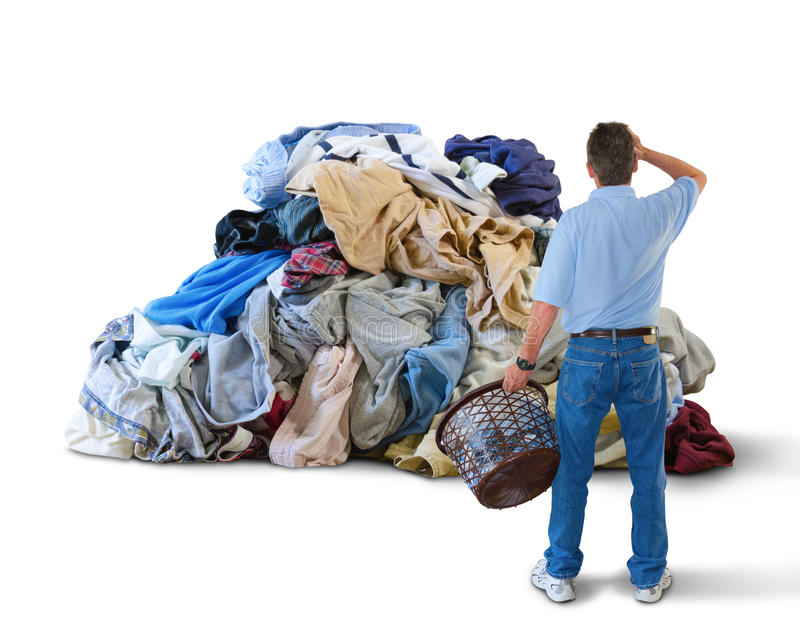 Do laundry on time - Hostel hacks that every hosteler must know - Clue Card to survive in Hostels