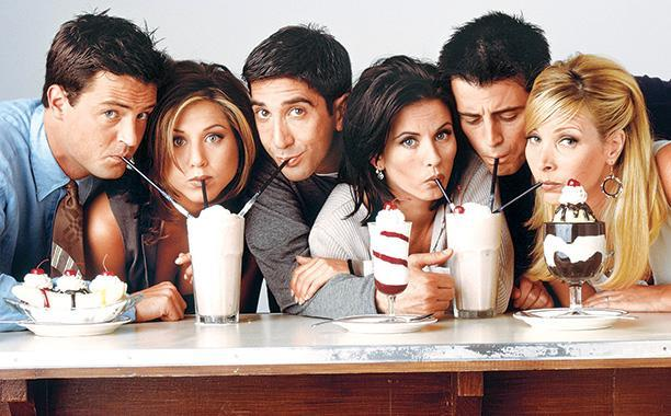 Friends - Top 10 Television Series you must watch