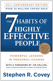 The 7 habits of highly effective people - Self-help Books - Must-read books for every student for their over all development