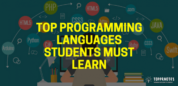 Top Programming languages students must learn - The In-Demand programming language