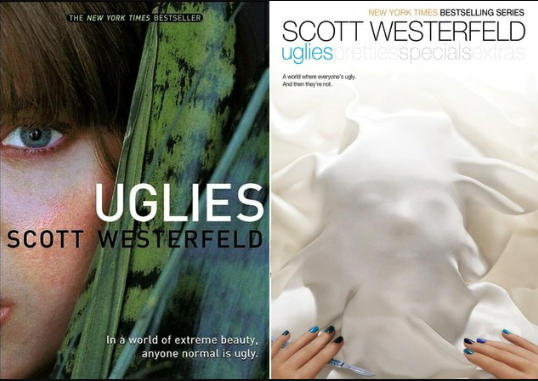 Uglies - 7 Life-changing Books to read when life gets difficult