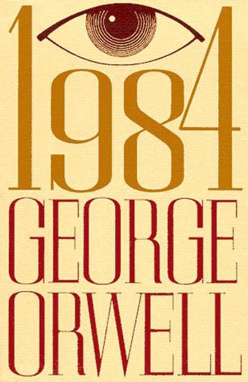 1984 - Classic Novels - Here are 5 Classic Novels you must read!