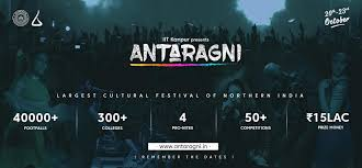 Antaragni - Top cultural fests in IIT -Best Cultural Festivals in the colleges of IIT