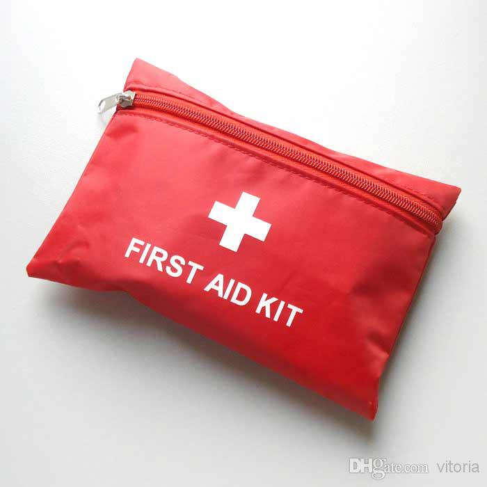 Must have a first aid kit - College Trip - Things To Do When Going On A College Trip