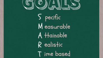 Set realistic goals - Pieces of Advice for teenagers stepping into adulthood
