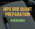 banner image IBPS RRB average questions