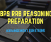 featured image IBPS RRB arrangement questions