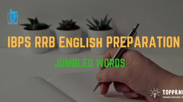 main image IBPS RRB jumbled words