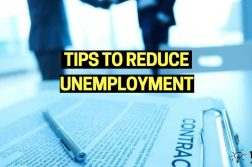tips to reduce unemployment