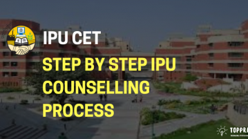 IPU CET Counselling Procedure for Admission