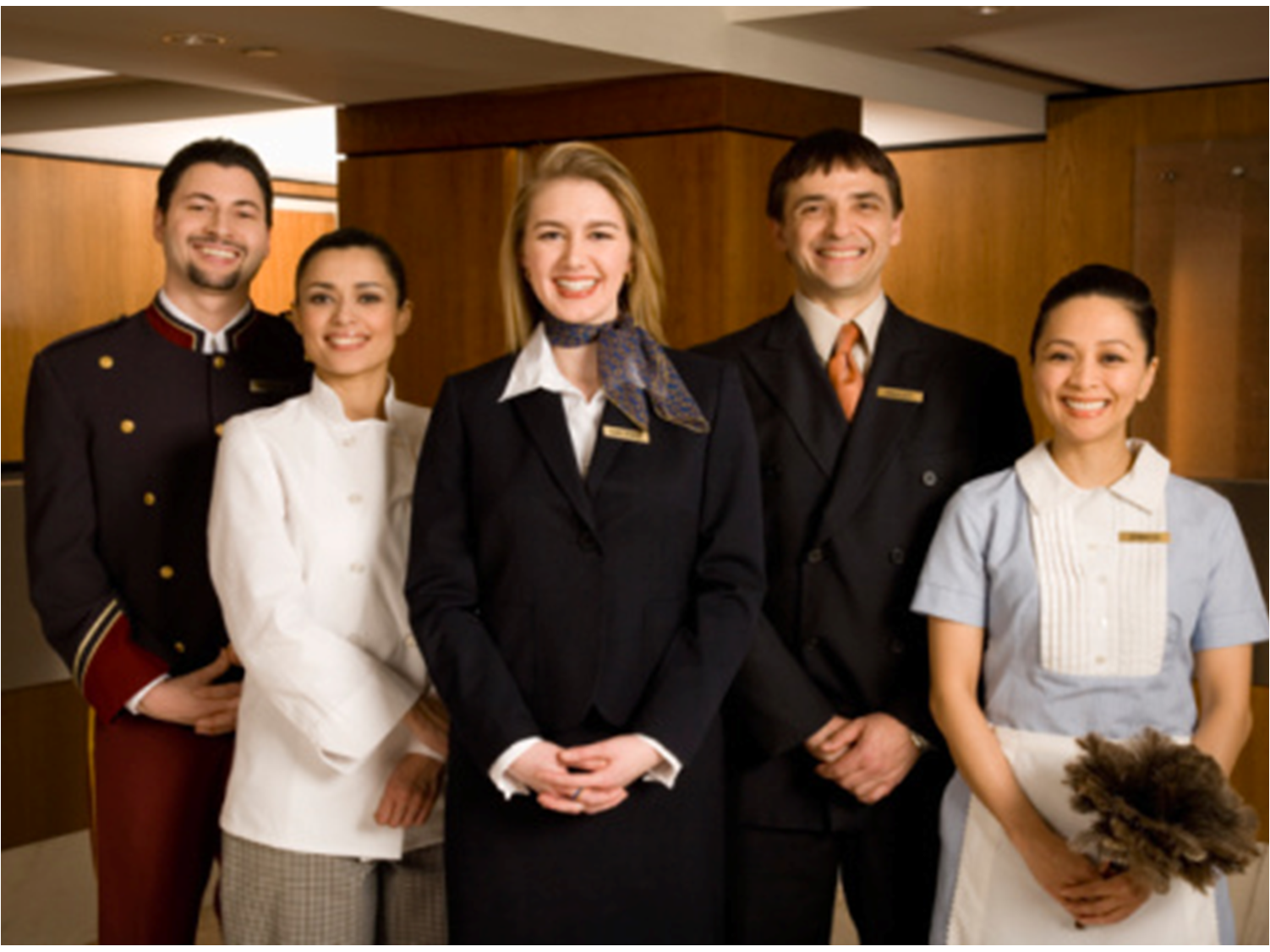 Qualities to be possessed - Career in Hotel Management