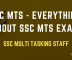 SSC MTS 2019 - Everything you need to know about MTS Exam by SSC