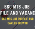 SSC MTS Job Profile and Vacancies - Career Growth for SSC MTS