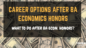 Best Career options after BA Economics Honors - What to do after BA Economincs