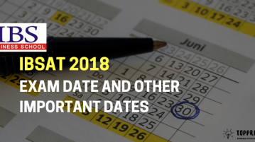 IBSAT Exam Date and other Important Dates