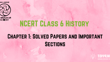 NCERT Solutions for Class 6 Social Science History Chapter 1