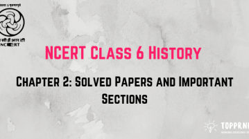 NCERT Solutions for Class 6 Social Science History Chapter 2