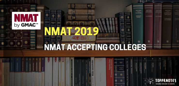 NMAT colleges