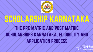 Scholarship In Karnataka