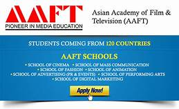Asian Academy of Film and Television (AAFT) - Top Acting School in India