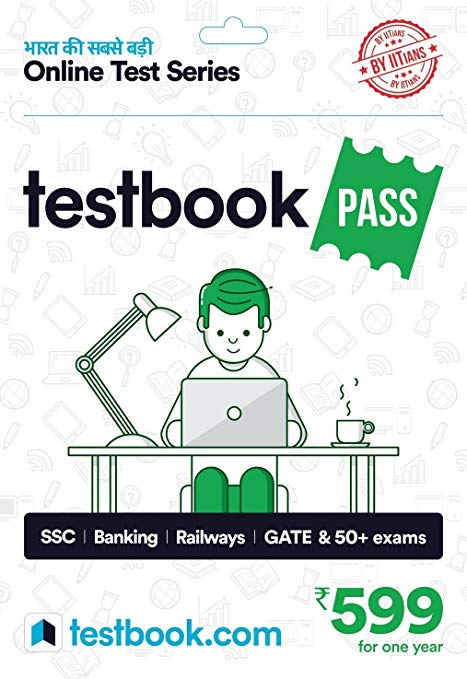 Buy TestBook Yearly Pass for Banking and Govt Exams like IBPS, SBI, RBI, SSC