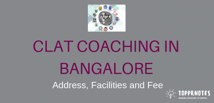 CLAT Bangalore Coaching