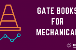 GATE Books for Mechanical Engineering - Best Books for GATE Exam in Mechanical