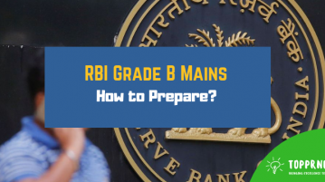RBI Grade B Mains Preparation